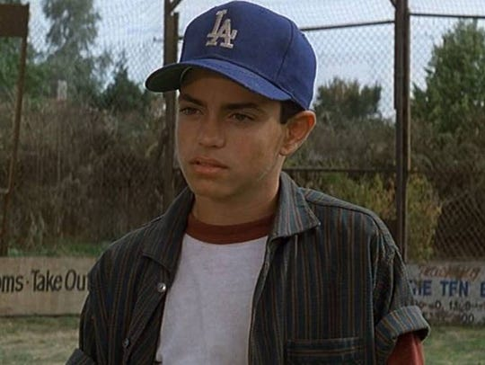 """Mike Vitar played Benny """"The Jet"""" Rodriguez."""