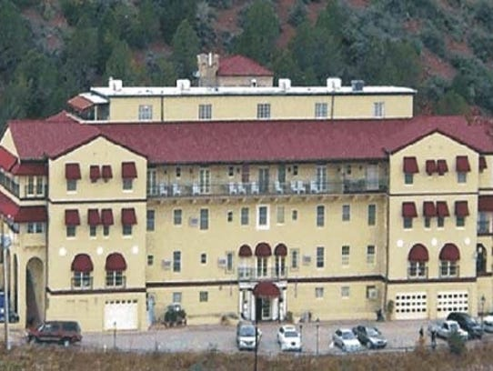 There are lots of creepy stories at the Jerome Grand