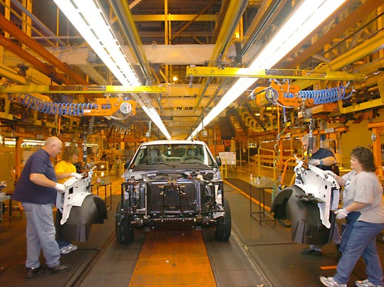Gm To Double Size Of Fort Wayne Pickup Assembly Plant
