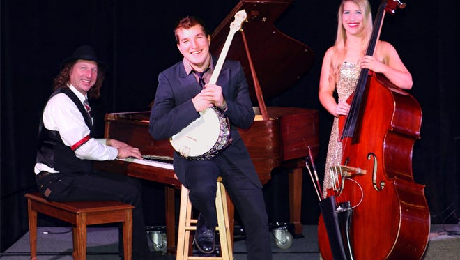 The Cody Clauson Trio will perform a Warming Up Winter Concert on Friday at the Wisconsin Rapids Community Theatre.
