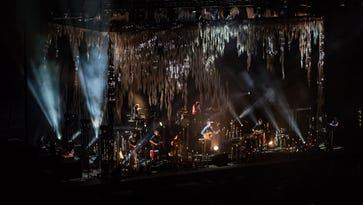 Watch Bon Iver perform a never-before-released song at Milwaukee concert