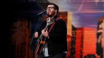 'America's Got Talent': Greer's Noah Guthrie impresses Simon Cowell, other judges