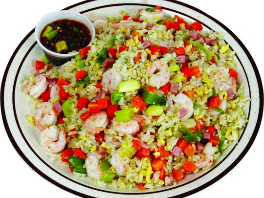 Shirley's wins best fried rice in 2016 Pika Best of Guam.