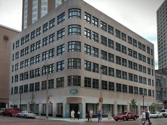Exterior of the Hotel Metro
