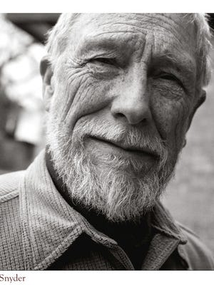 """Gary Snyder won the Pulitzer in 1975 for his book """"Turtle Island."""""""