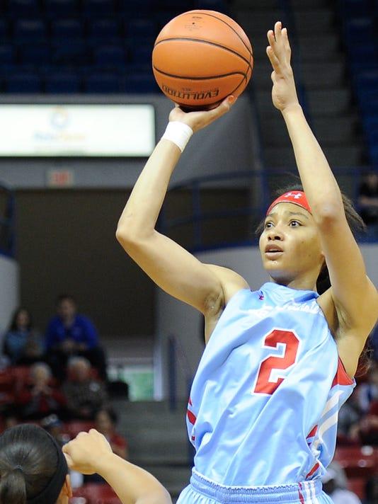 Lady Techster Basketball vs Loyola