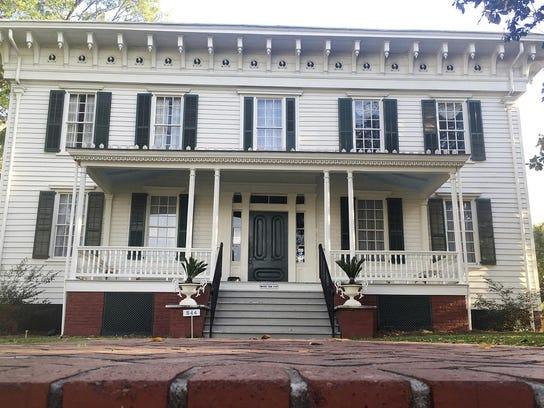Confederate White House