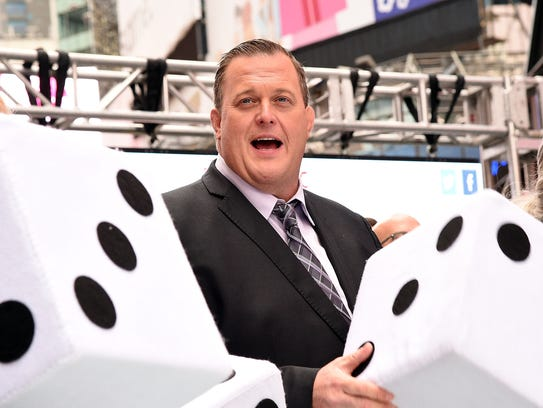 Billy Gardell rolled the dice on a stand-up career