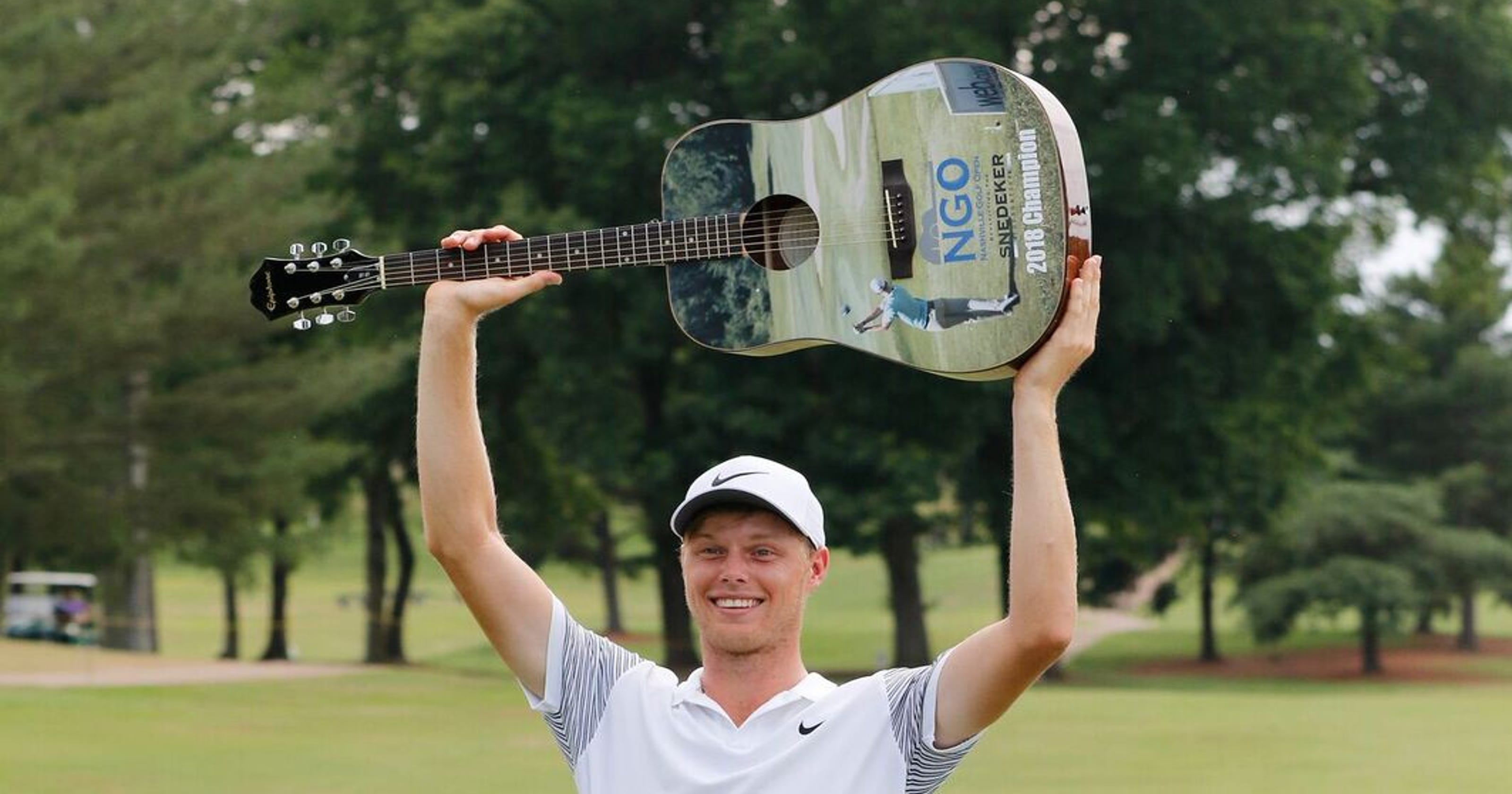 Australian Open champion Cameron Davis wins Nashville Golf ...