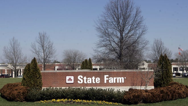 State Farm, Murfreesboro; Insurance: 1,650 employees.