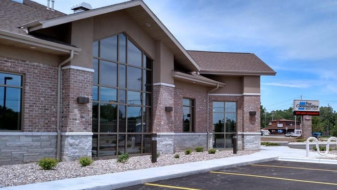 Appleton-based Fox Communities Credit Union is the top performing credit union in the country, according to the S&P Global Market Intelligence's annual ranking released Monday. This branch is at 1820 Main St. in Green Bay.