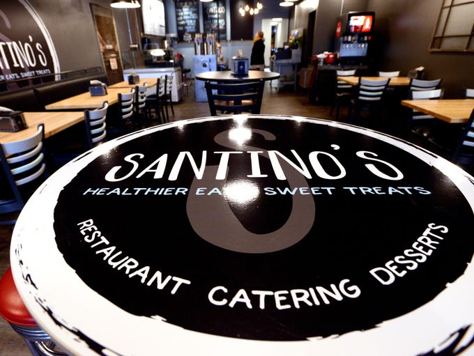 Santino's, former known as Cool Cravings, has relocated