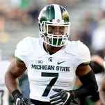 MSU's McDowell and Cox out against Penn State