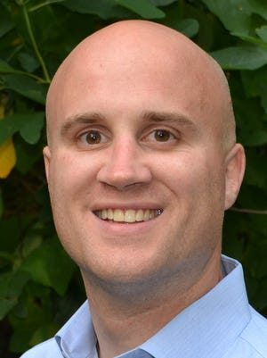 Gregory Cannon is a Democratic candidate for Aberdeen Township Council