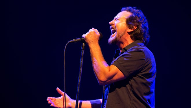 Eddie Vedder, lead singer for the rock group Pearl Jam apparently owns Green Bay Packers stock.