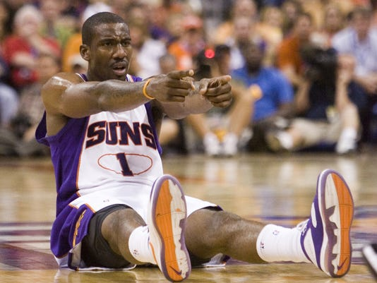 f24c04d74e1 Amar e Stoudemire on Suns   I bleed purple and orange
