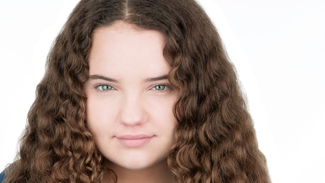 Rory Nicole Ogden, 14, of Hershey, will be appearing at a red carpet event at Allen Theatre in Annville on Monday, Sept. 12.