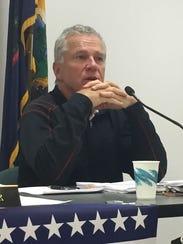 Shelburne Selectboard Chairman Gary von Stange responds