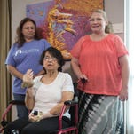 'A real miracle': Double hand transplant recipient Louella Aker looks back one year later