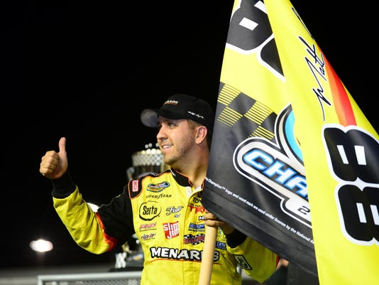 truck preview-matt crafton