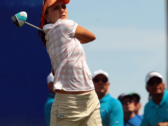 Lexi Thompson's 2015 ANA Inspiration win came a few years after she played in the LPGA major championship as an amateur.