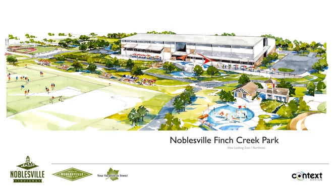 Klipsch-Card Athletic Facilities will break ground on a  $15 million  fieldhouse at Finch Creek Park.