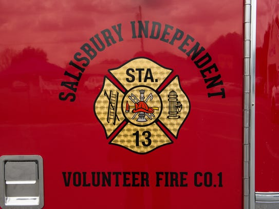 A view of the Salisbury Independent Volunteer Fire