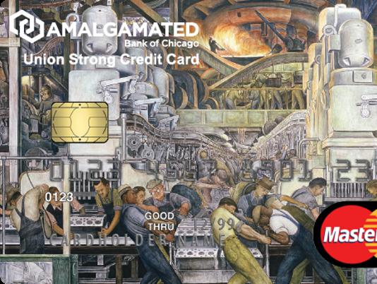 Diego Rivera on a credit card