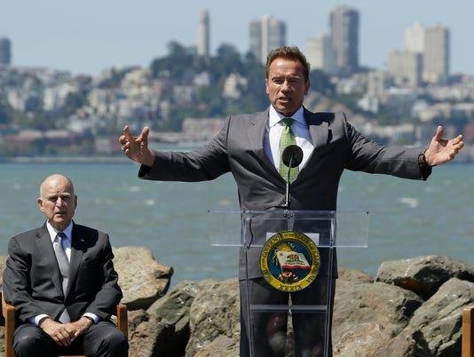 AP CALIFORNIA CLIMATE CHANGE A USA CA