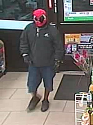 This man robbed a 7-Eleven located at 8100 College Parkway in Lee County on Thursday, March 22, 2018.
