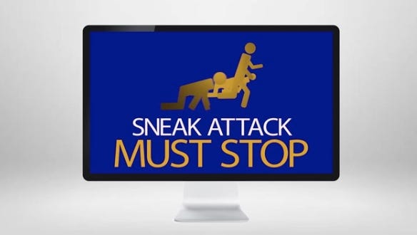 Advance America continues to insist a sneak attack is coming at the Statehouse on civil rights legislation to protect gays and lesbians in Indiana.