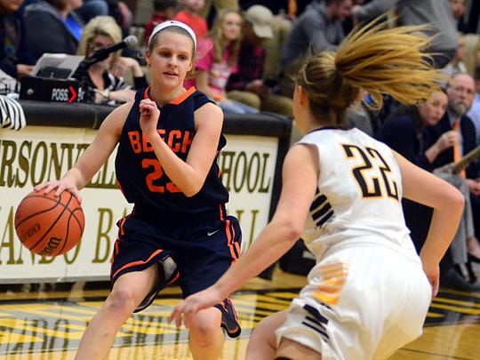Beech High's McCall Decker returns for her senior season