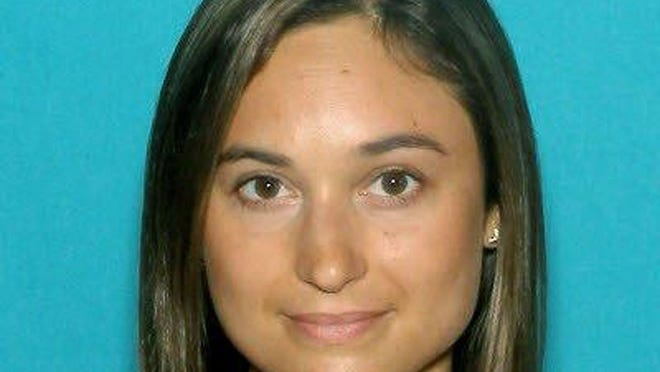 This undated photo released by the Worcester County District Attorney's Office shows Vanessa Marcotte, of New York, whose body was found in the woods near her mother's home in Princeton in 2016.