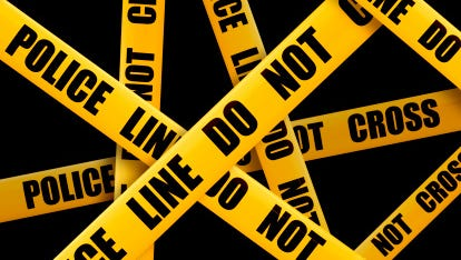 This week's unsolved crime features a burglary.