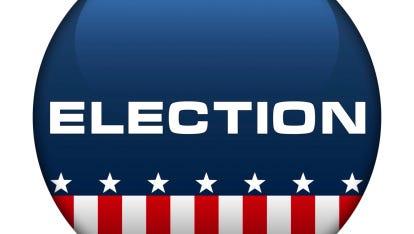 American Election icon button