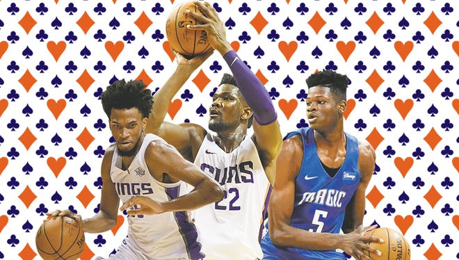 Suns as champions? Deandre Ayton as Rookie of the Year? Welcome to the NBA Summer League, where buzz runs rampant.