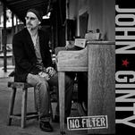 """John Ginty released his latest album, """"No Filter,"""" through American Showplace Music."""