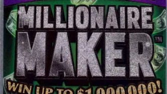 An Ionia County man has won $1 million after playing the Michigan Lottery's Millionaire Maker instant game reports WOOD-TV 8.