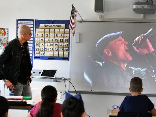 In honor of American Education Week, Linden School