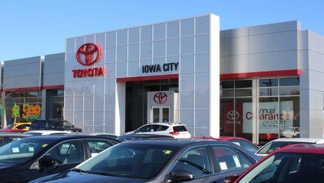 Toyota-Scion of Iowa City