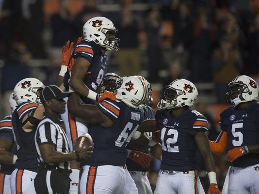 Gameday: Auburn vs. Arkansas