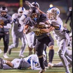 Gallery- Tulare Union's football season ends