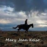 """Nevada author Mary Jean Kelso's new book, """"The Love He Left Behind."""""""