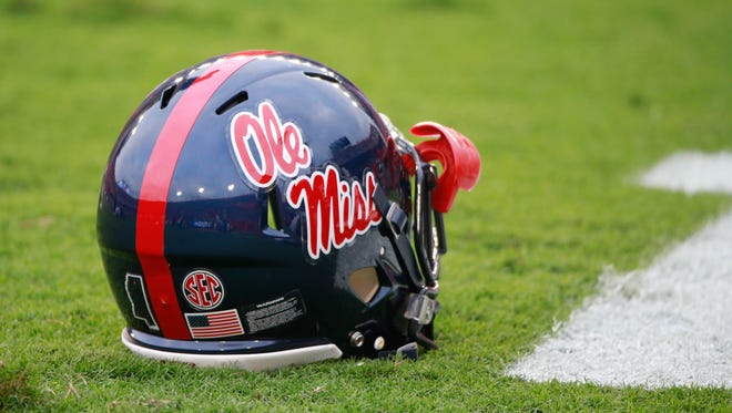Holmes CC defensive lineman Josiah Coatney is on an official visit at Ole Miss this weekend.