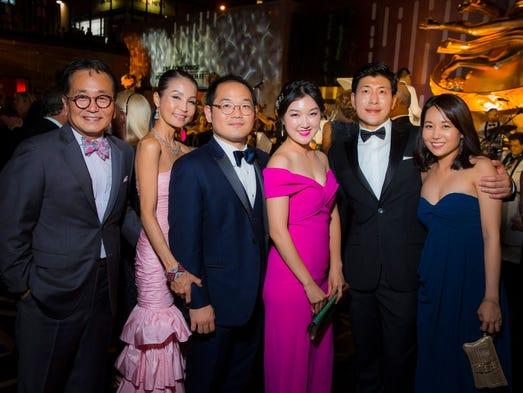 Mingi Choi, M.D.; Heather Mingi Choi; Michael OK; Yedeun