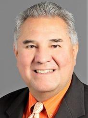 "Alberto ""Beto"" Lopez, UTEP assistant vice president"