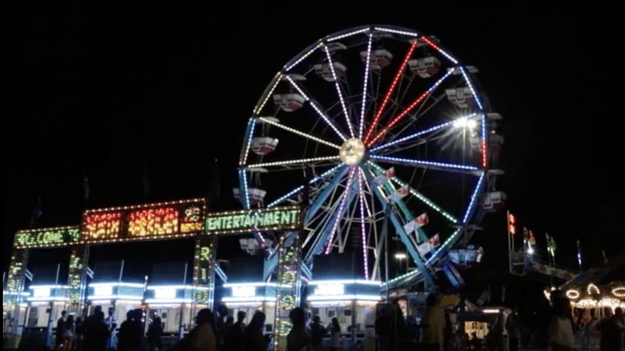 Video | Friday night at the KY State Fair