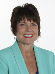 Redding Mayor Julie Winter