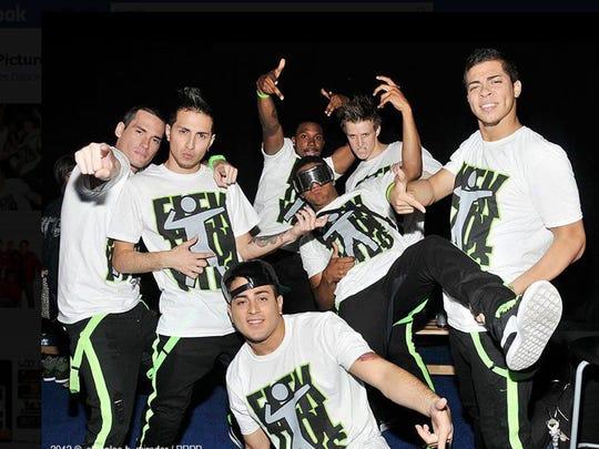 Elektrolytes, a dance crew from Gilbert, won season
