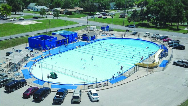 Pratt's Ellis D. Kinney Swimming Pool needs repair and city officials were considering replacement options, but those plans have been put on hold due to the COVID-19 pandemic.